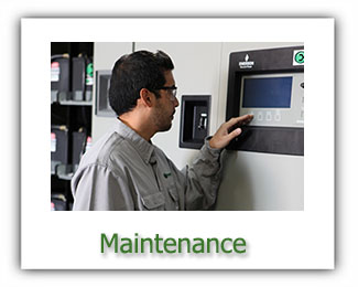 UPS and battery preventive maintenance
