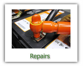 UPS and Battery systems repair and service