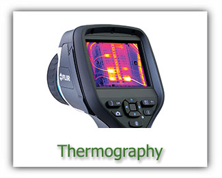 Electrical system thermal imaging