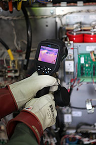 Electrical Systems and Distribution Thermography