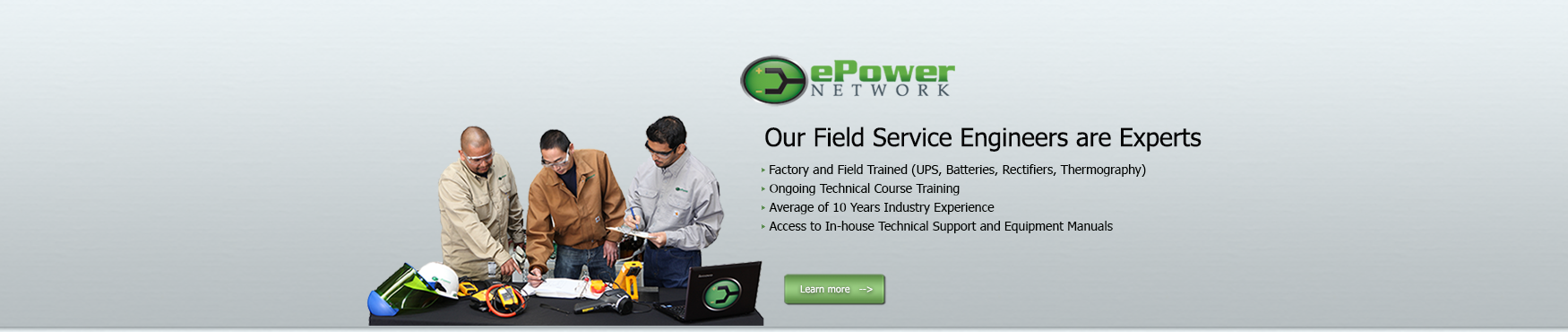 UPS Service and Maintenance